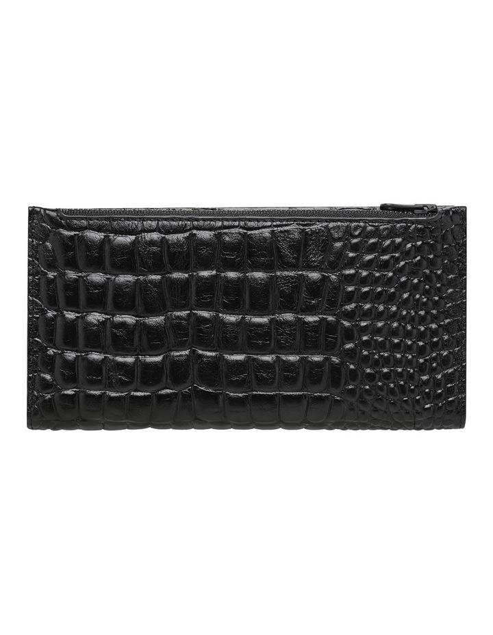 SA1437 In The Beginning Bifold Black Wallet image 2
