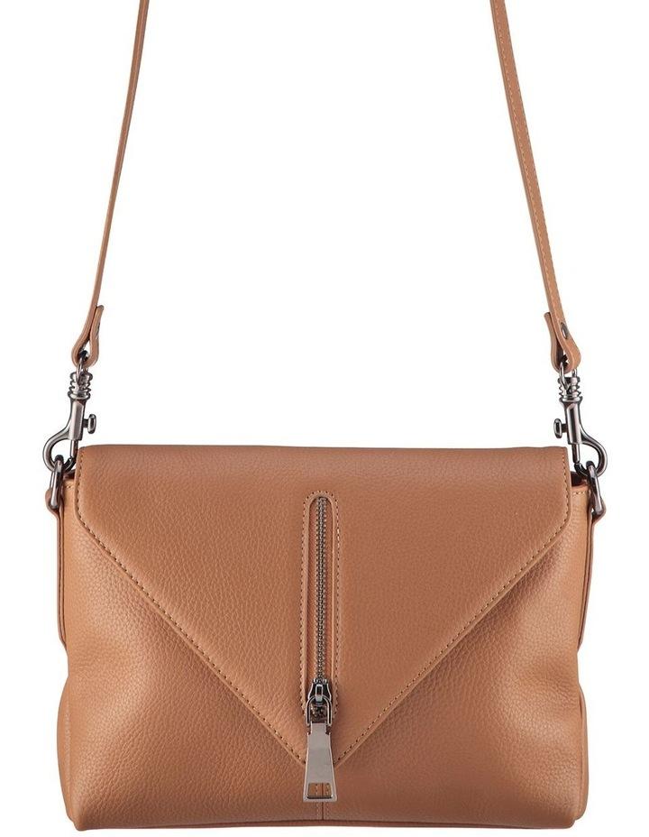 SA7582 Exile Zip Top Crossbody Bag image 2