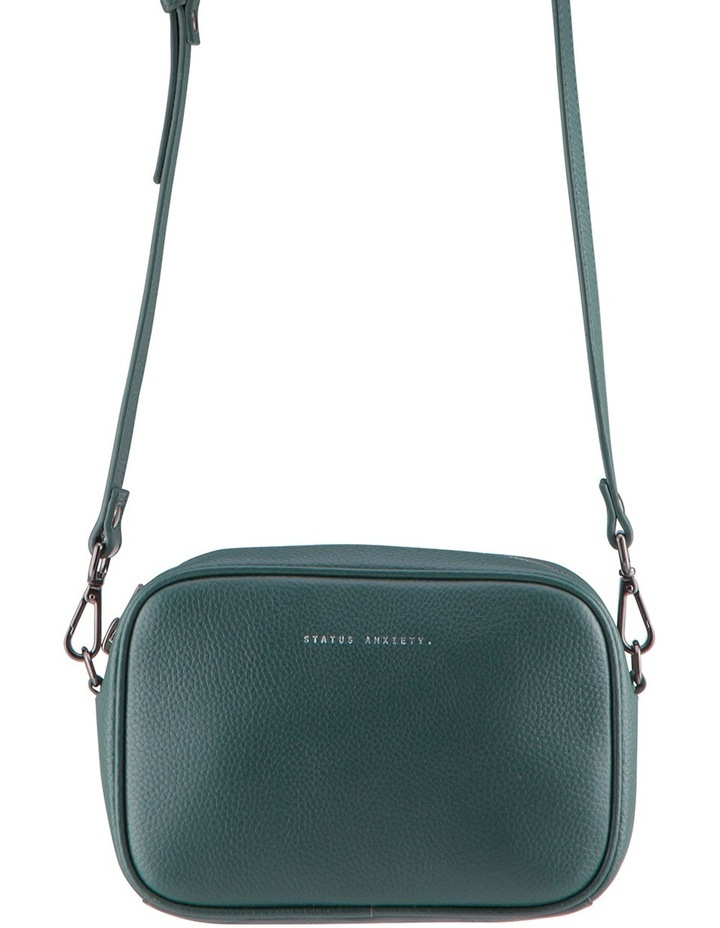 SA7256 Plunder Zip Top Crossbody Bag image 2