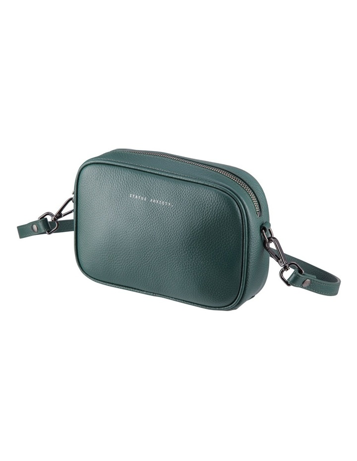 SA7256 Plunder Zip Top Crossbody Bag image 5
