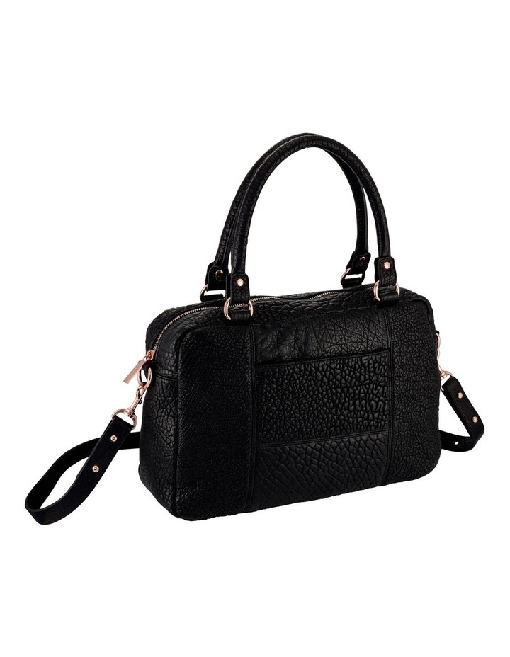 War With Obvious Zip Top Shoulder Bag SA7634 image 3