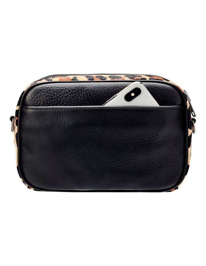 SA7259 Plunder Zip Top Crossbody Bag image 4