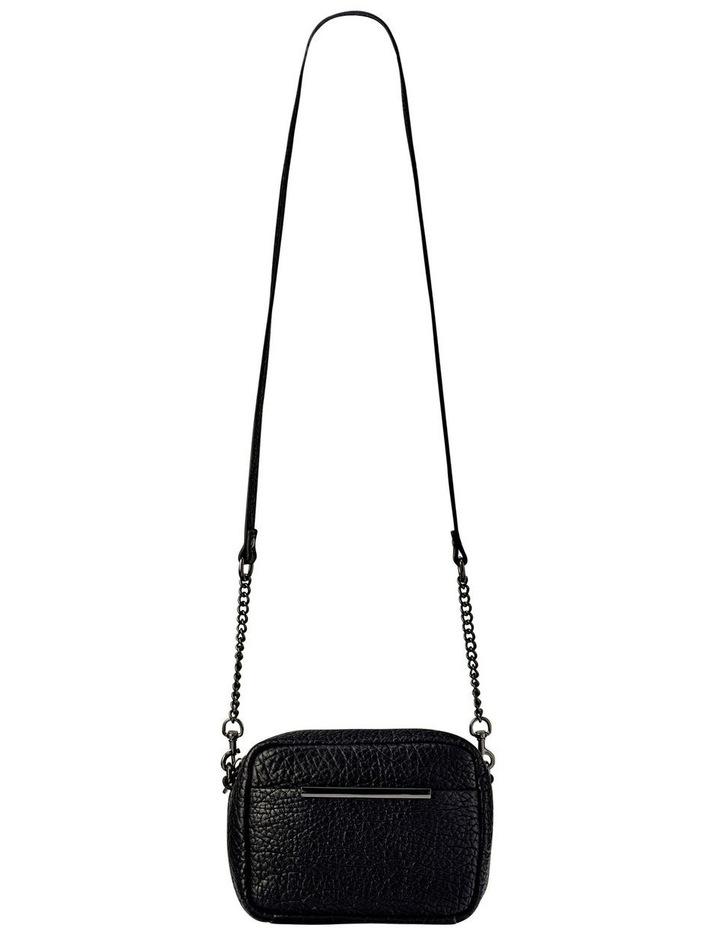 SA7597 Cult Zip Top Crossbody Bag image 1