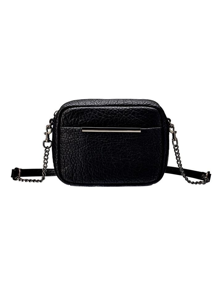 SA7597 Cult Zip Top Crossbody Bag image 2