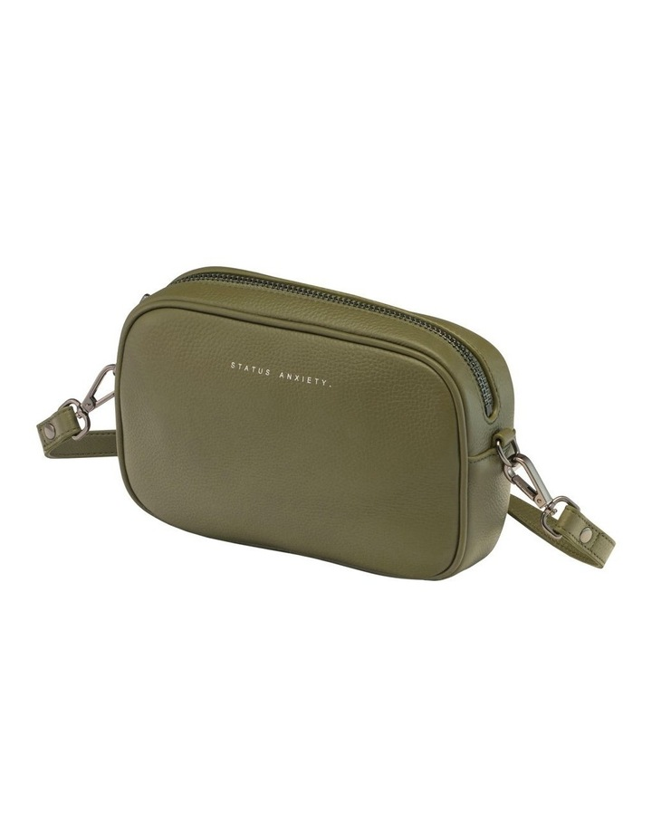 SA7261 Plunder Zip Top Crossbody Bag image 4