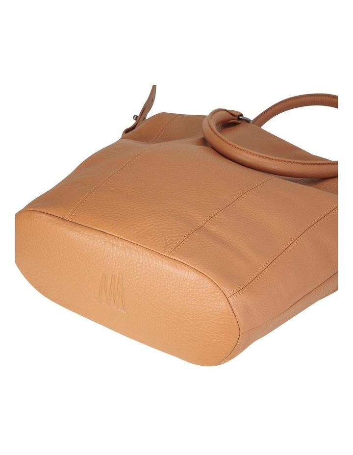 SA7002 Some Secret Place Tan Tote Bag image 4
