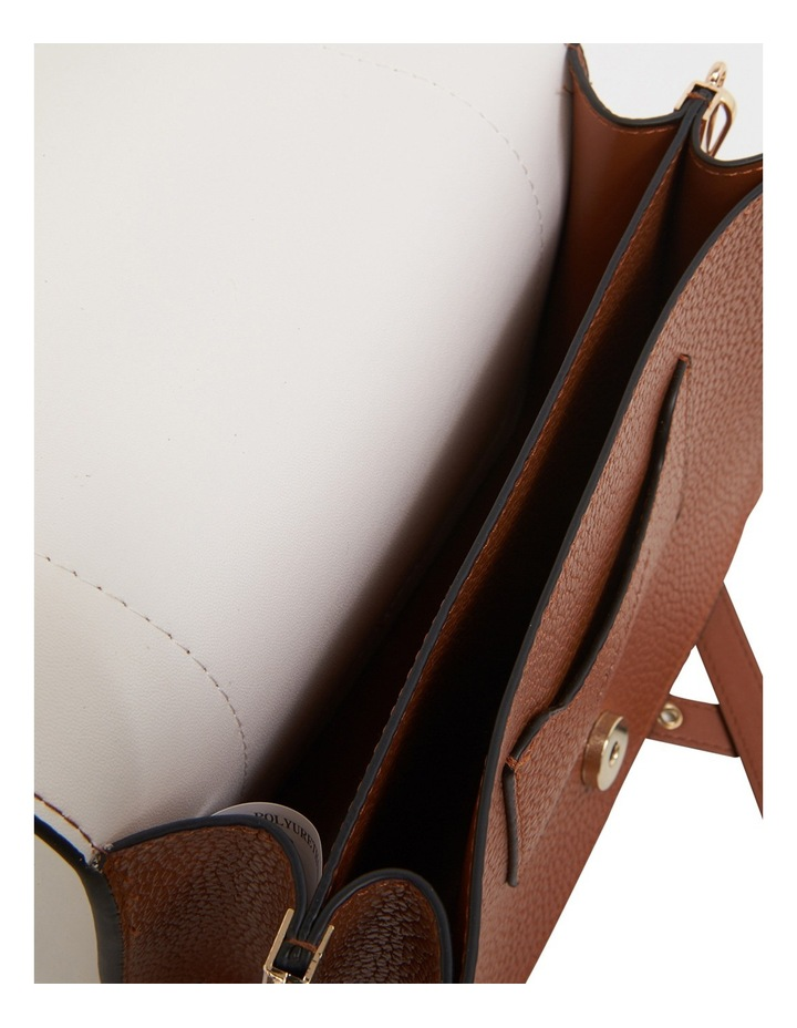 Avril Flap Over Crossbody Bag 07029 image 7