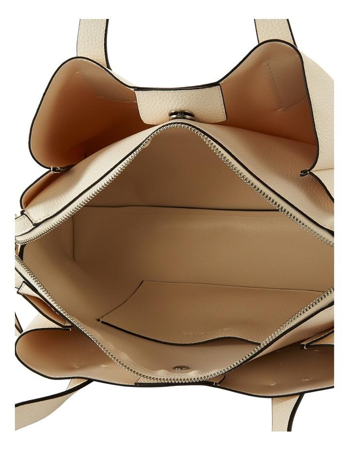 Emila Double Handle Tote Bag 07056 image 4