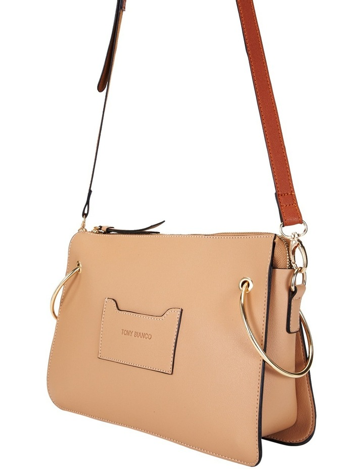 Joy Zip Top Crossbody Bag 07089 image 2