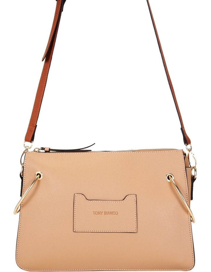 Joy Zip Top Crossbody Bag 07089 image 3