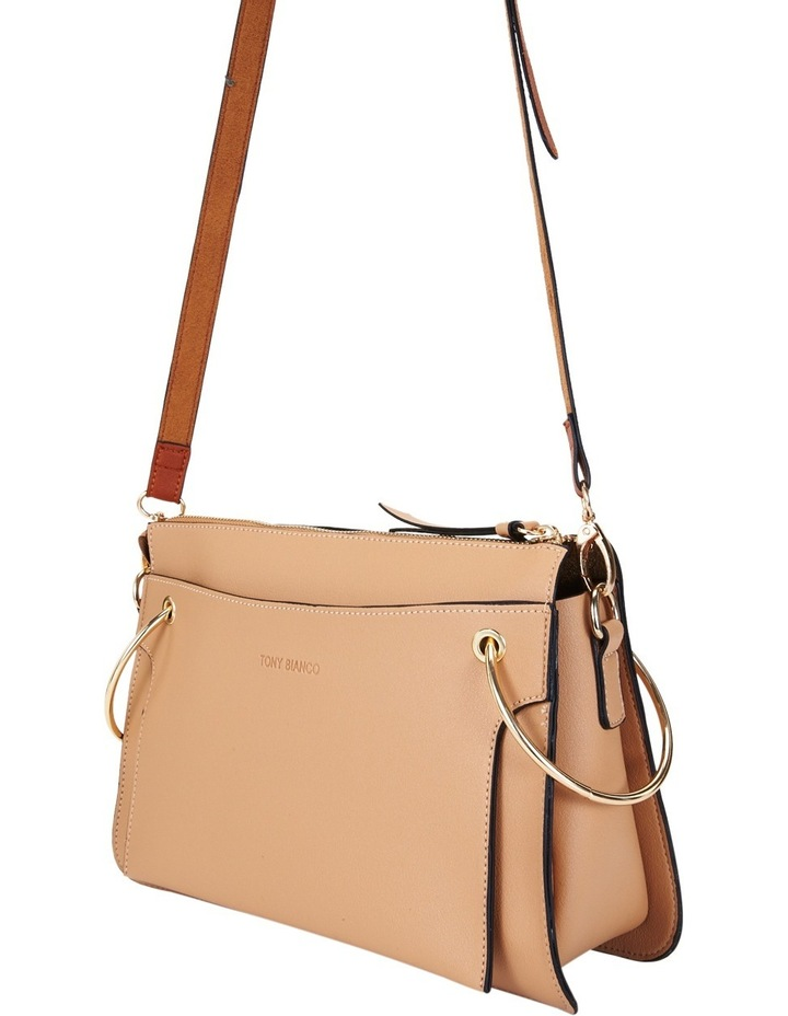 Joy Zip Top Crossbody Bag 07089 image 4