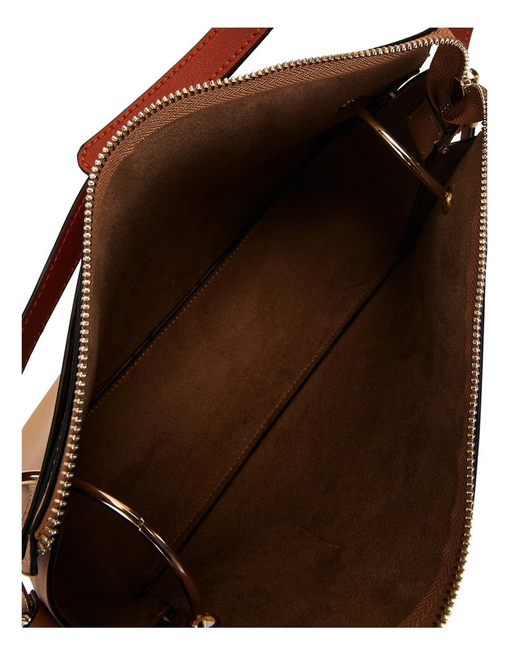 Joy Zip Top Crossbody Bag 07089 image 6