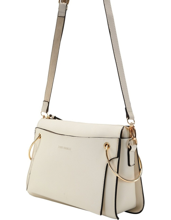 Joy Zip Top Crossbody Bag 07089 image 5