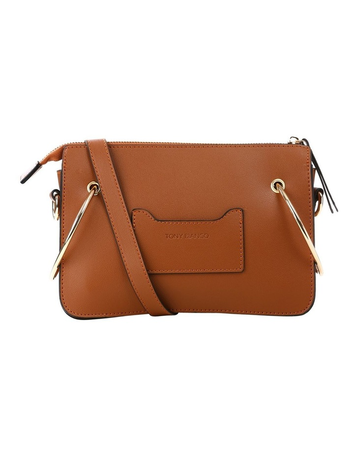 07172 Caleb Zip Top Crossbody Bag image 3