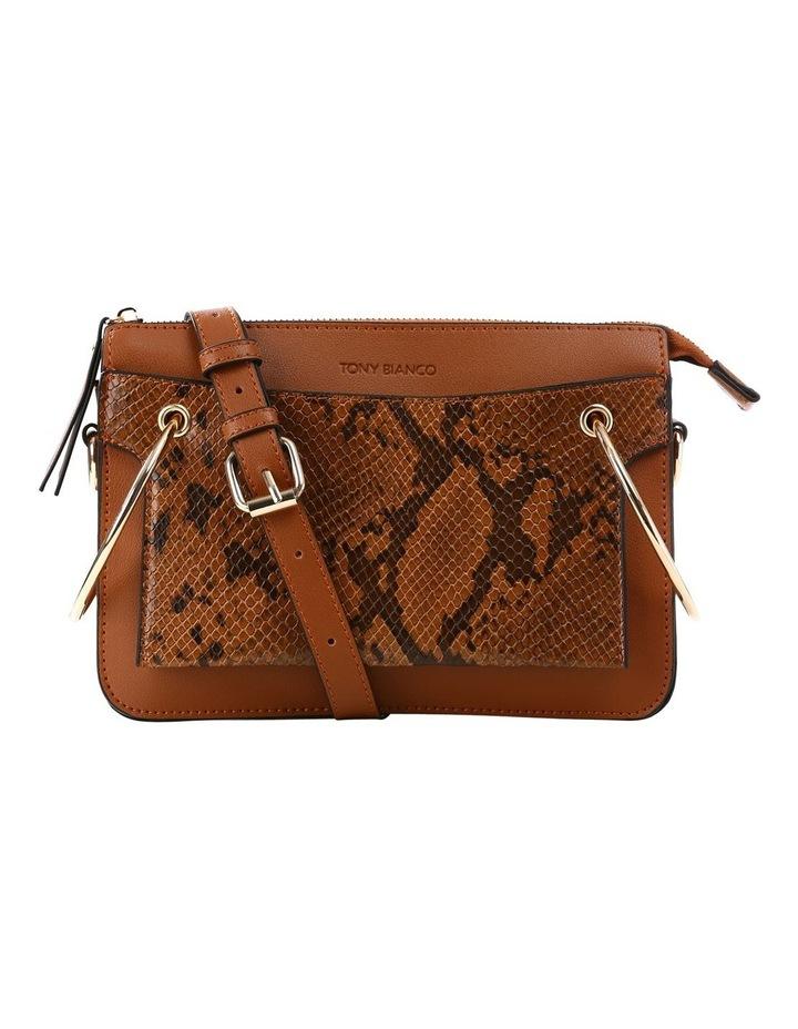 07172 Caleb Zip Top Crossbody Bag image 1