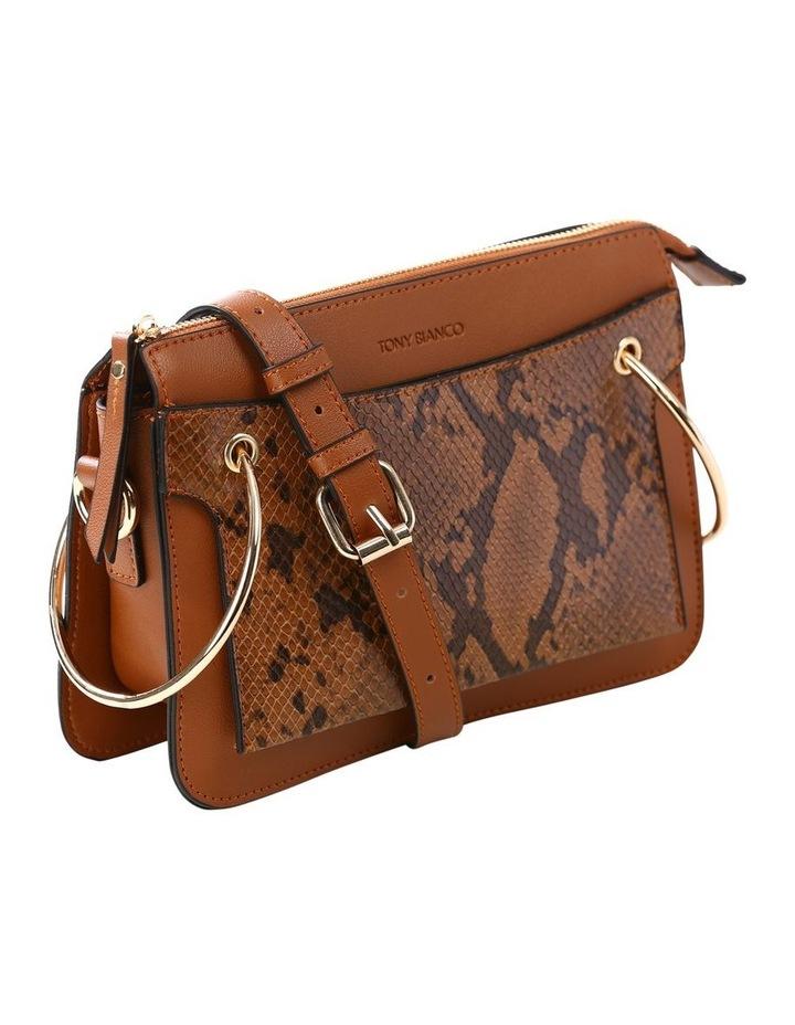 07172 Caleb Zip Top Crossbody Bag image 2
