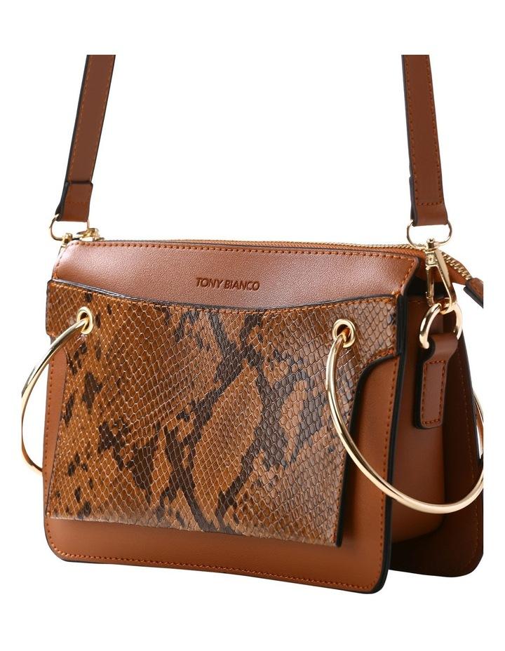 07172 Caleb Zip Top Crossbody Bag image 4