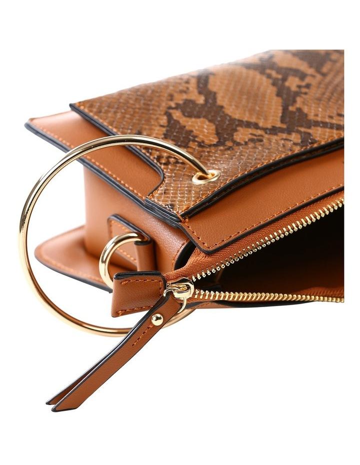 07172 Caleb Zip Top Crossbody Bag image 7