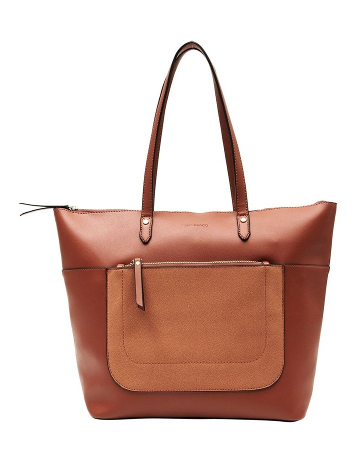 07174 Cam Zip Top Tote Bag image 1