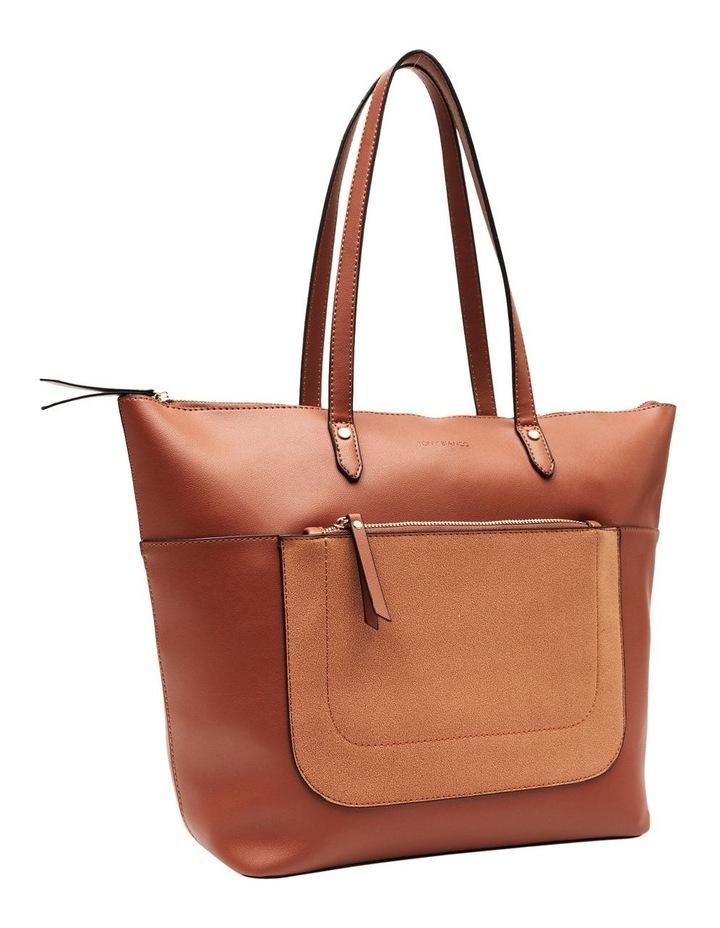 07174 Cam Zip Top Tote Bag image 2