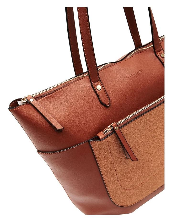 07174 Cam Zip Top Tote Bag image 4