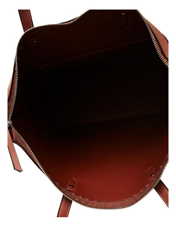 07174 Cam Zip Top Tote Bag image 6