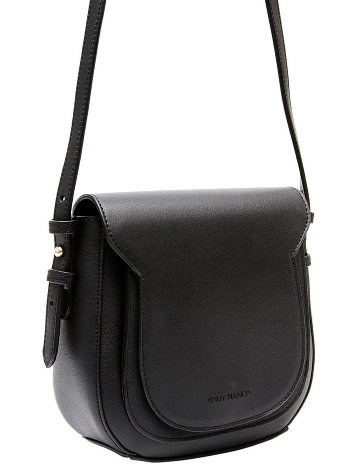 07158 Campbell Flap Over Crossbody Bag image 7