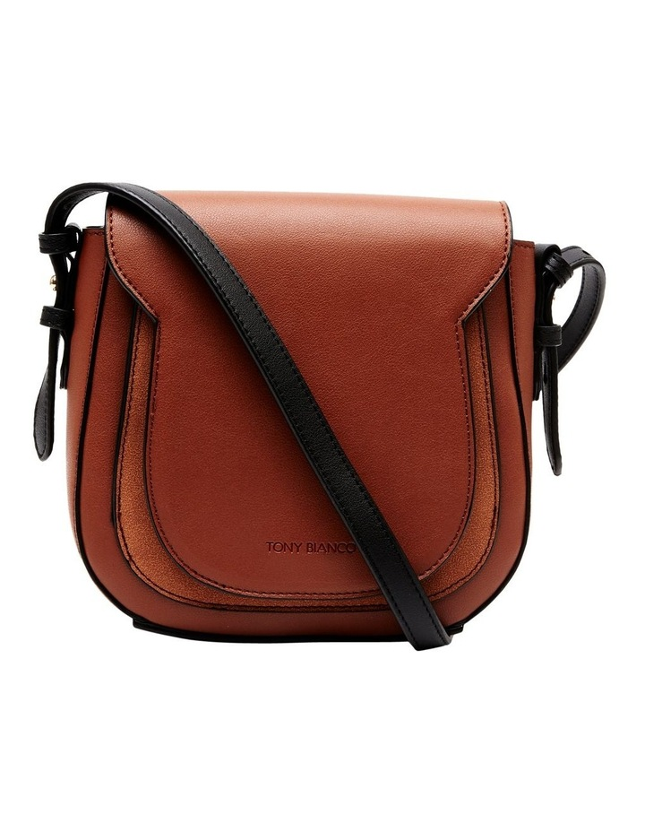 07158 Campbell Flap Over Crossbody Bag image 1