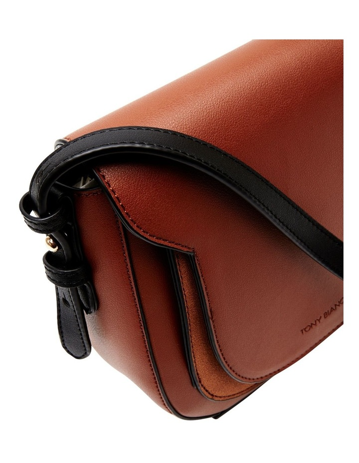 07158 Campbell Flap Over Crossbody Bag image 4