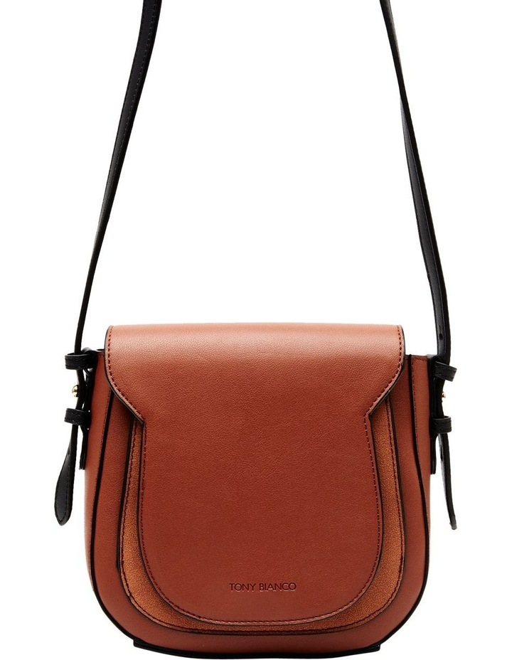 07158 Campbell Flap Over Crossbody Bag image 6