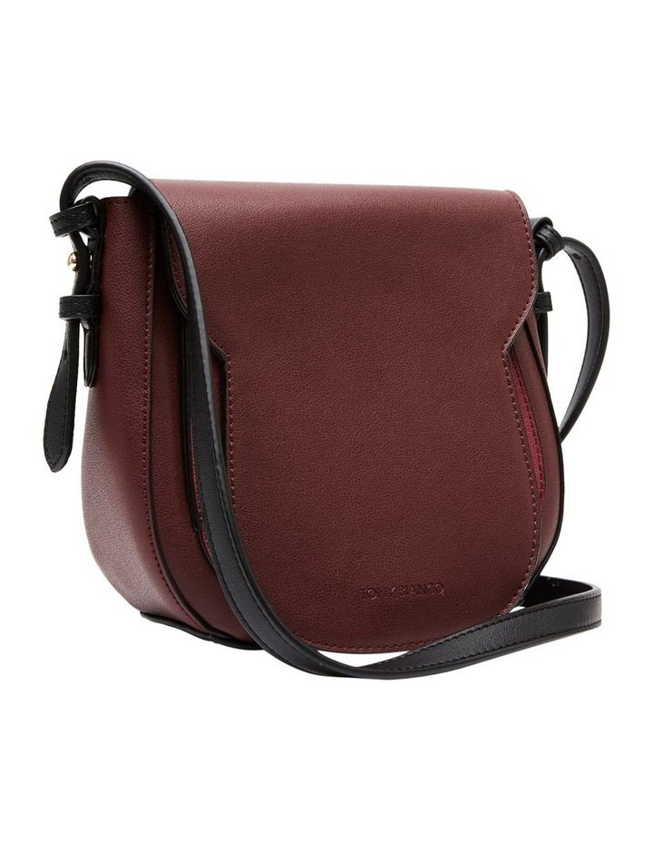 07158 Campbell Flap Over Crossbody Bag image 3
