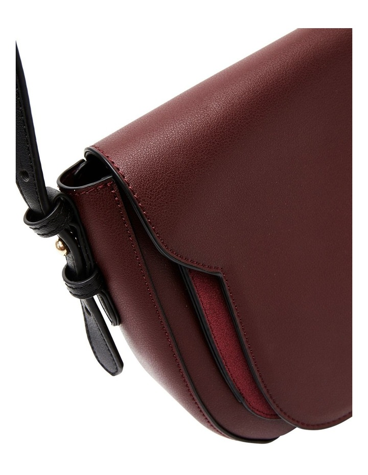 07158 Campbell Flap Over Crossbody Bag image 5