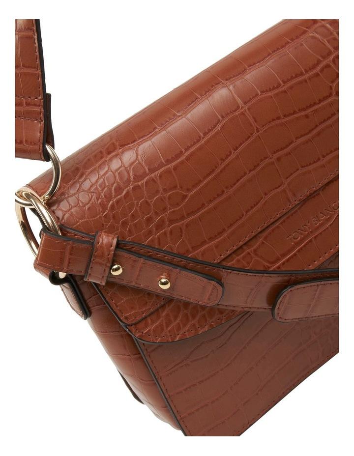 07232 Daniel Flap Over Shoulder Bag image 4