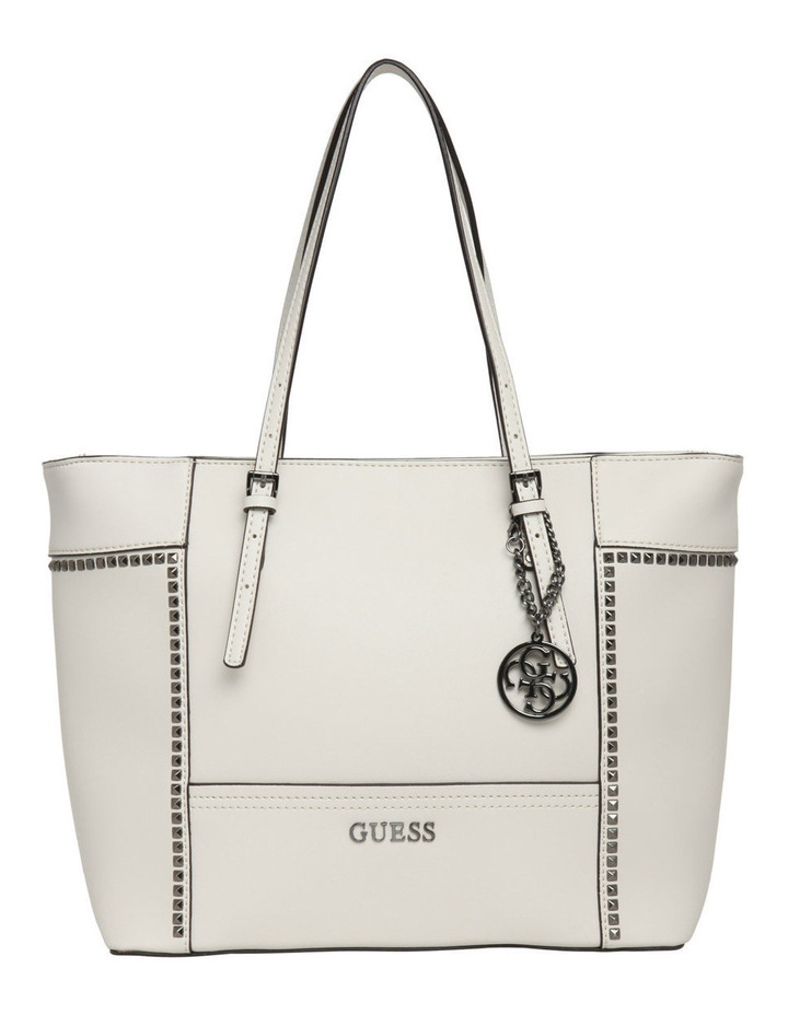 84cc018c61e Guess   Delaney Medium Classic Tote   MYER
