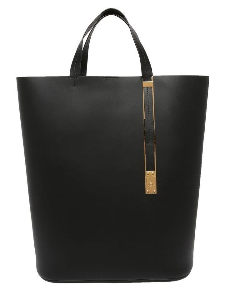 The Exchange N/S Black Tote Bag image 1