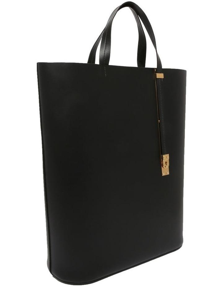 The Exchange N/S Black Tote Bag image 2