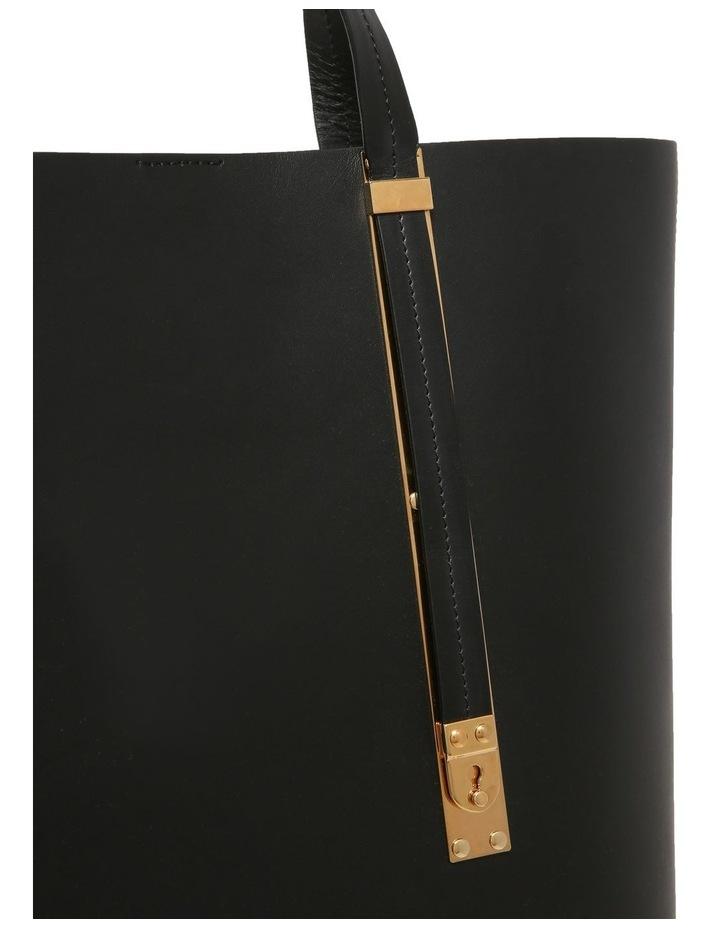 The Exchange N/S Black Tote Bag image 3