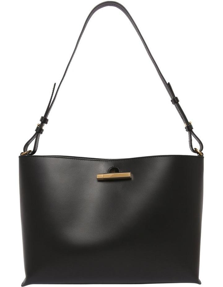 The Pinch Black Tote Bag image 1