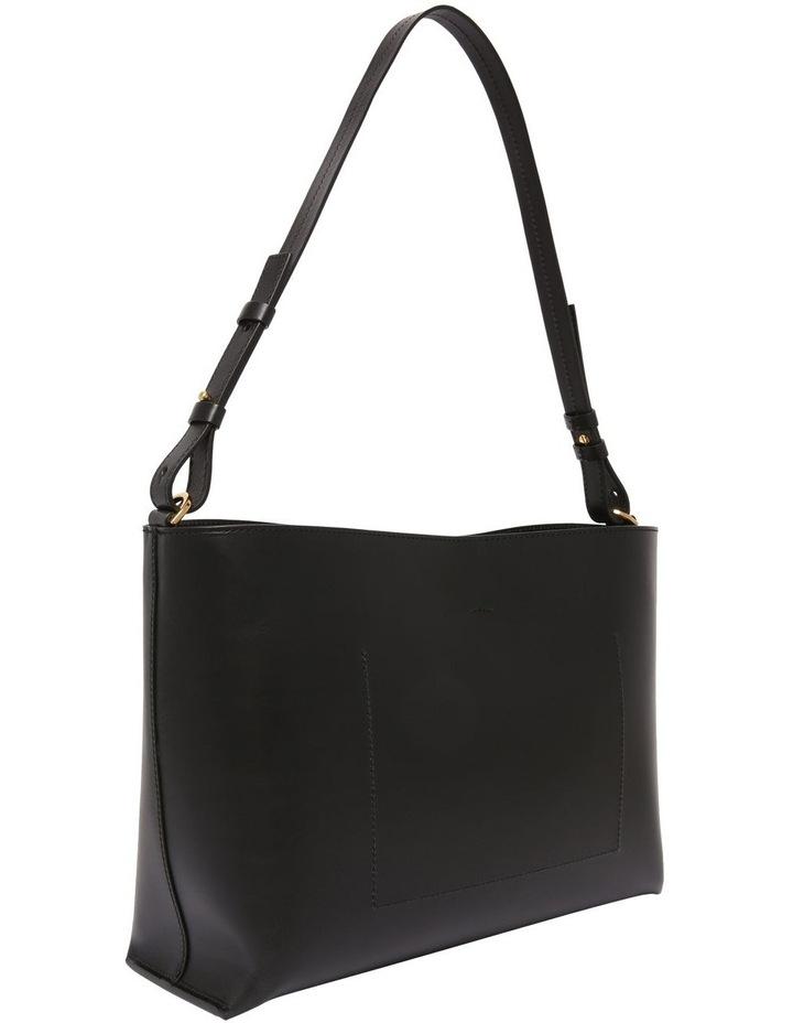 The Pinch Black Tote Bag image 2