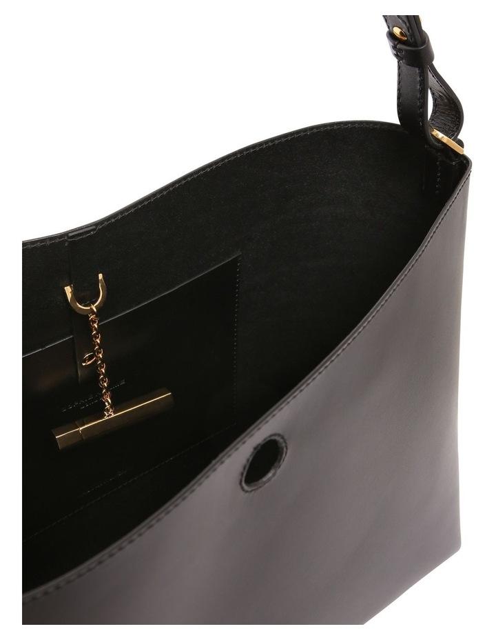 The Pinch Black Tote Bag image 4