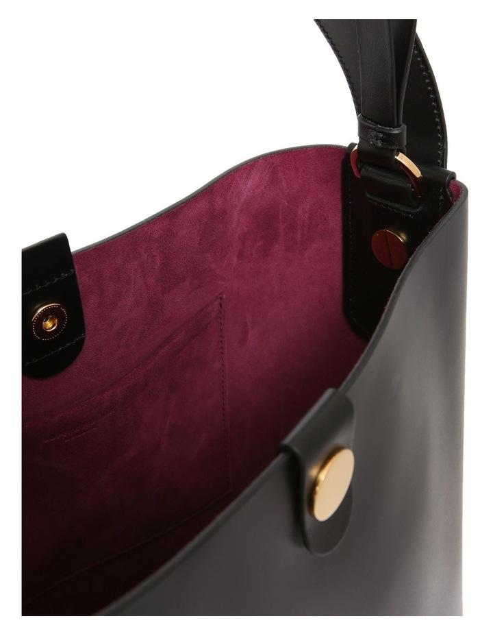 The Swing Black Shoulder Bag image 4