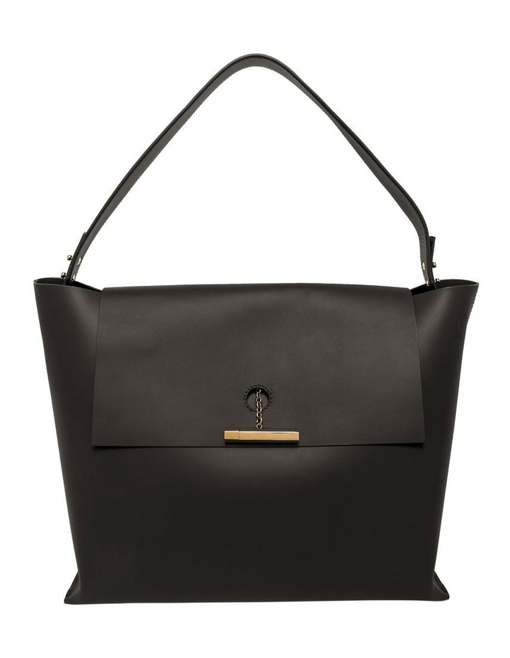 BG292LE The Pinch Top Handle Flap Over Shoulder Bag image 1