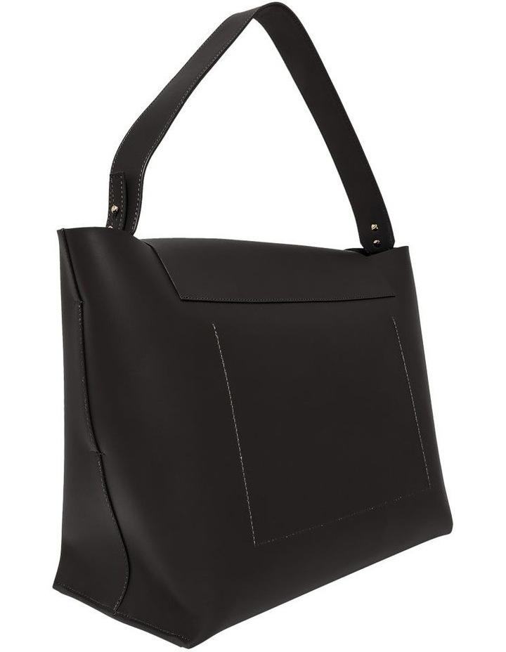 BG292LE The Pinch Top Handle Flap Over Shoulder Bag image 2