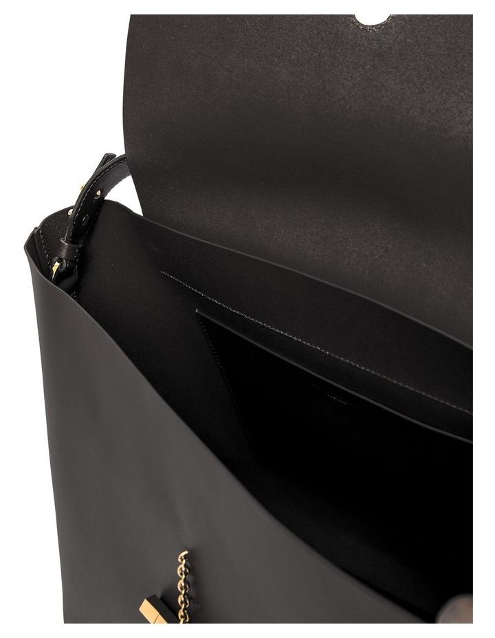 BG292LE The Pinch Top Handle Flap Over Shoulder Bag image 4