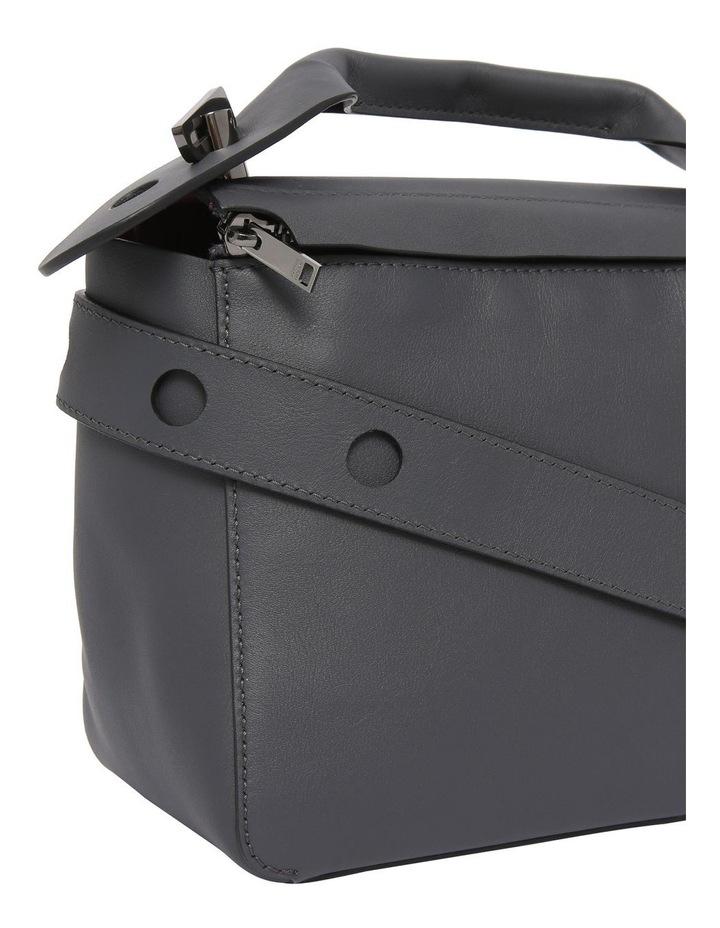 Bolt Small Black Shoulder Bag image 4