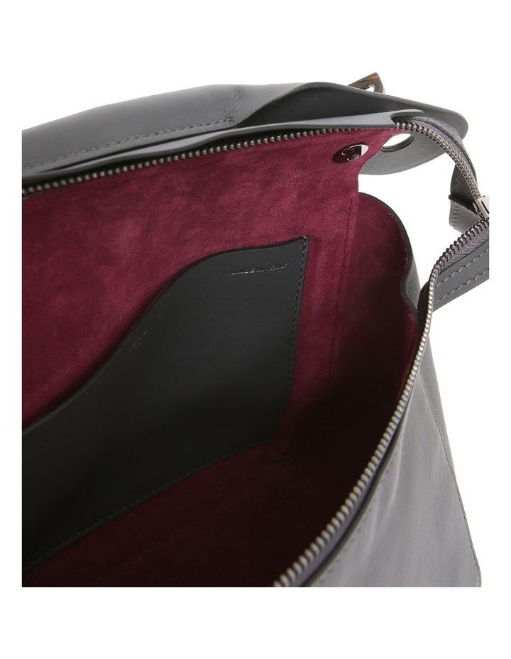 Bolt Small Black Shoulder Bag image 5
