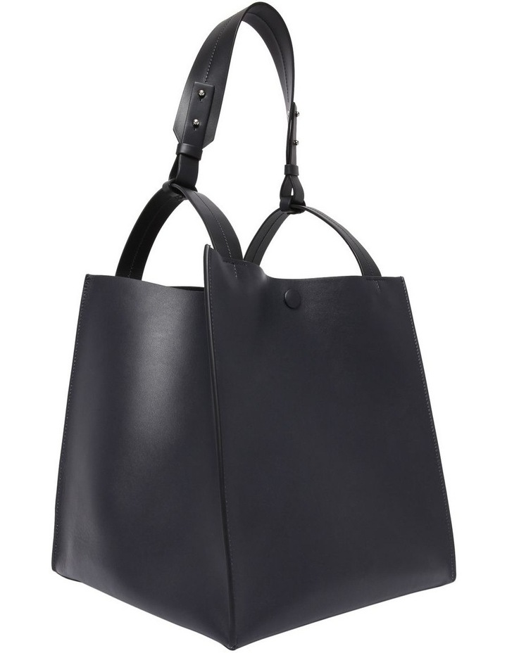 Cube Double Handle Tote Bag BG326LS image 2