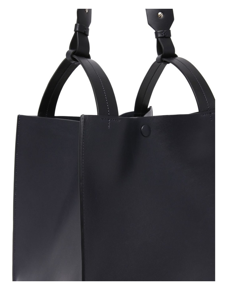 Cube Double Handle Tote Bag BG326LS image 3