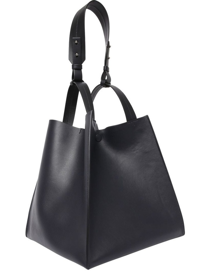 Cube Double Handle Tote Bag BG326LS image 4