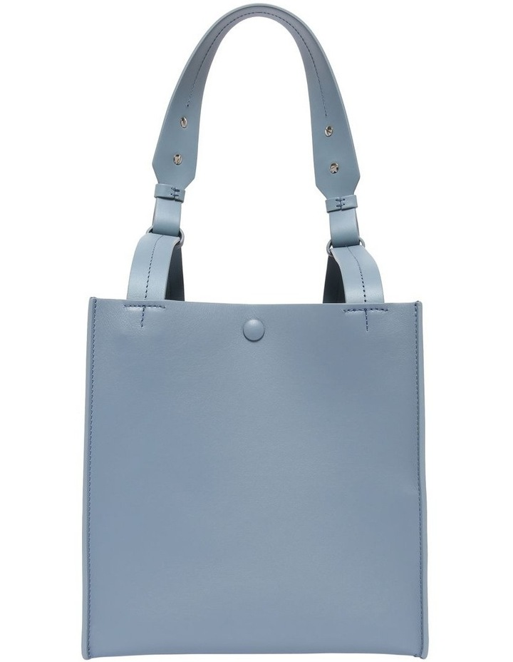 Small Cube Double Handle Tote Bag BG325LS image 1